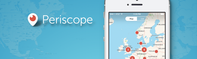 Periscope: The Coolest App You've Never Heard Of Is About To Change The Social Media Game