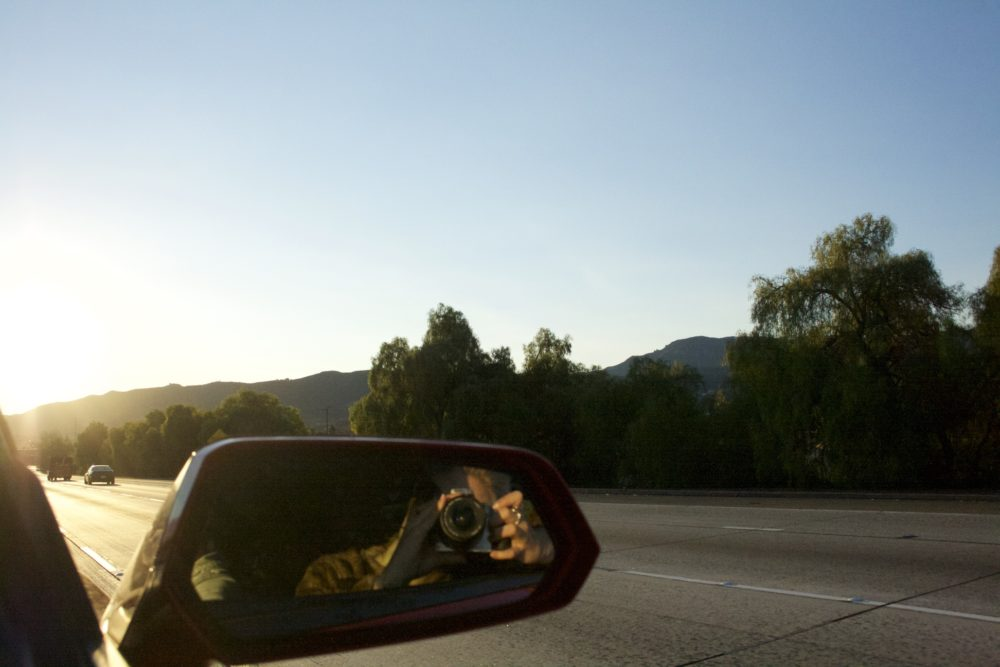 Los Angeles Through The Lens Of Canon Rebel Xti